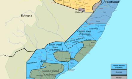 Image illustrant l'article Somalia_map_states_regions_districts de Les Clionautes