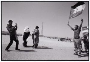 Sahraouis : retour sur Terre