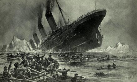 Image illustrant l'article Der Untergang der Titanic de Les Clionautes