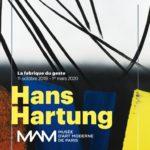 Hans Hartung, La fabrique du geste – une exposition au musée d'Art moderne de Paris