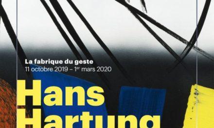 Image illustrant l'article Hans Hartung MNAM de Les Clionautes