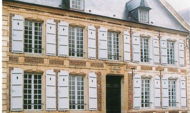 A la découverte de la maison natale de Condorcet