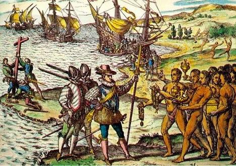 Des épidémies destructrices aux Amériques (XVIème et XVIIème siècles)