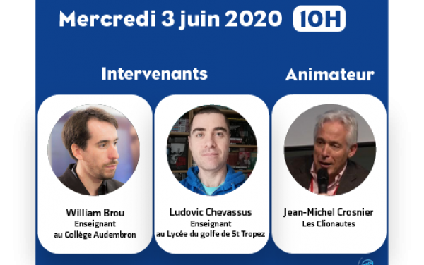 Table ronde Clio Geek – Festival de Géopolitique de Grenoble