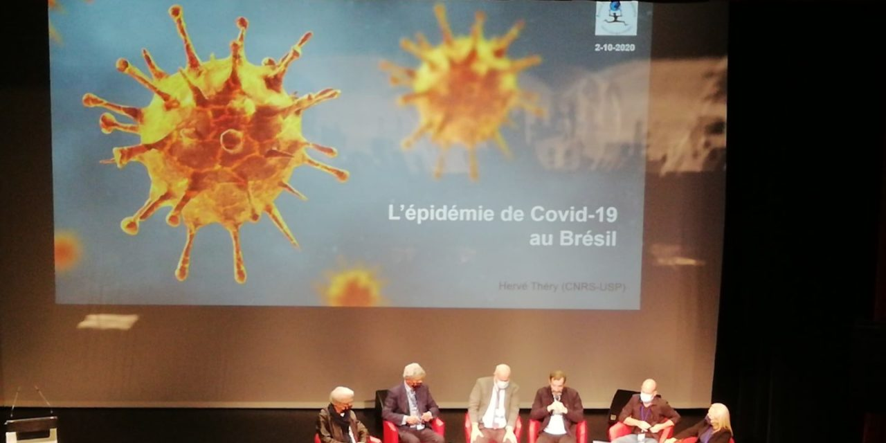 La Covid 19, une pandémie sous l'œil des géographes