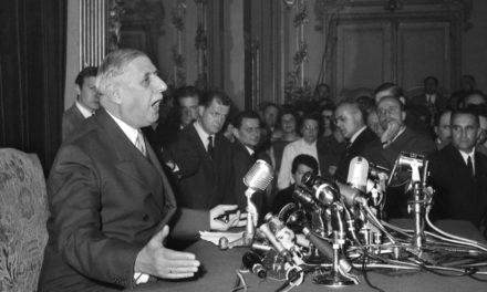 Image illustrant l'article 7786430841_le-general-de-gaulle-le-13-mai-1958-a-alger de Les Clionautes