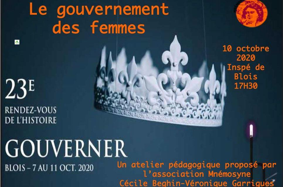 Le gouvernement des femmes