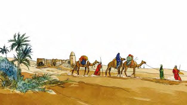 Les  voyages d'Ibn Battûta