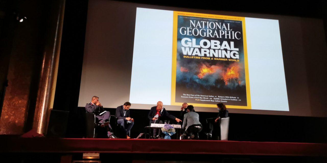 «Les feux de forêts sont-ils un effet du changement climatique»?