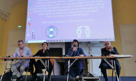 Conférence Pourquoi déboulonne-t-on les statues ?Rendez-Vous de l'Histoire de Blois 2020.