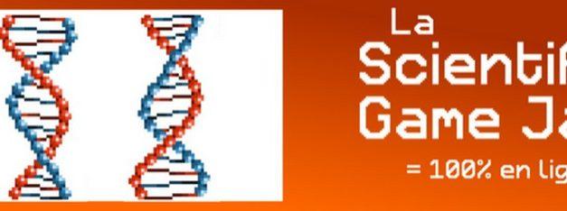 Histoire en Jeux à la Scientific Game Jam (ENS – 18/10)