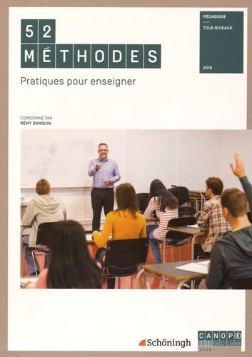 52 méthodes pratiques pour enseigner