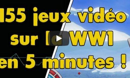 Image illustrant l'article bandeau_1GM_jeux_video de Les Clionautes