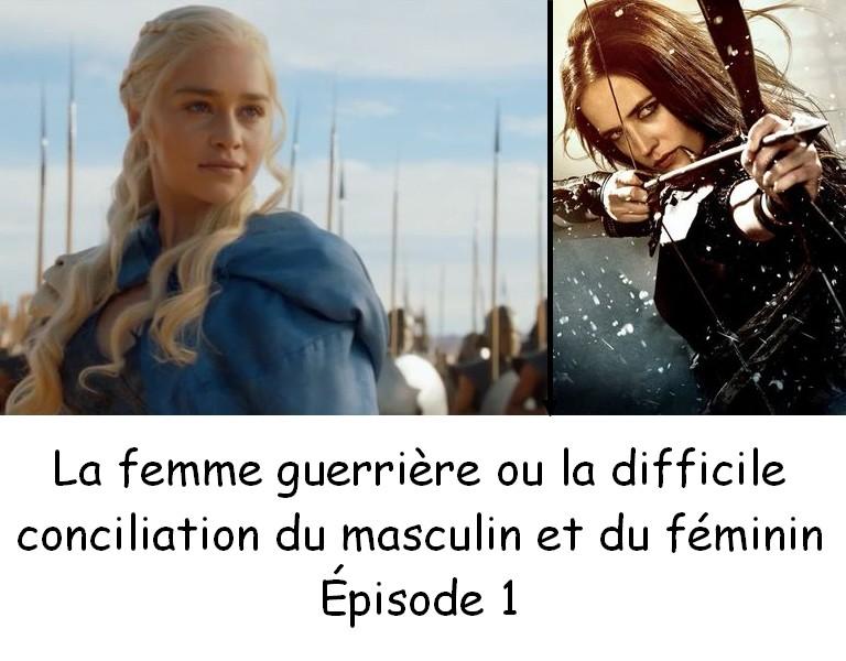 La femme guerrière
