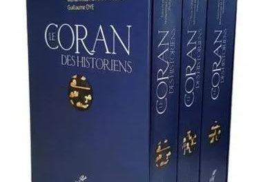 le Coran des historiens en trois volumes