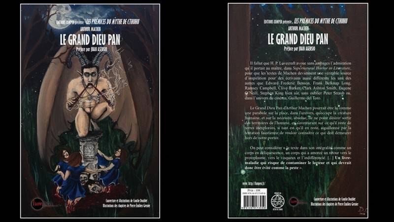 Lovecraft ou les prémices du mythe de CTHULHU
