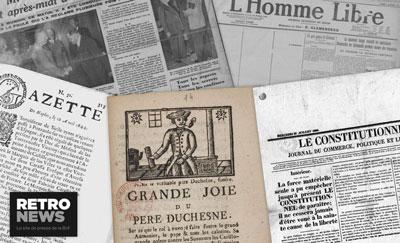 visuel du site retro-news de la bnf partenariat clionautes