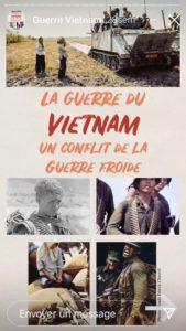 la guerre du Vietnam un conflit de guerre froide