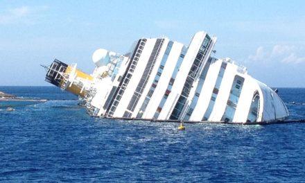 CAPES - le naufrage
