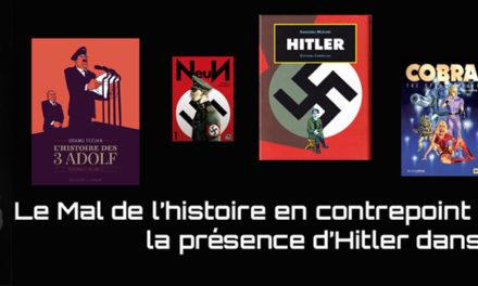 Hitler mangas