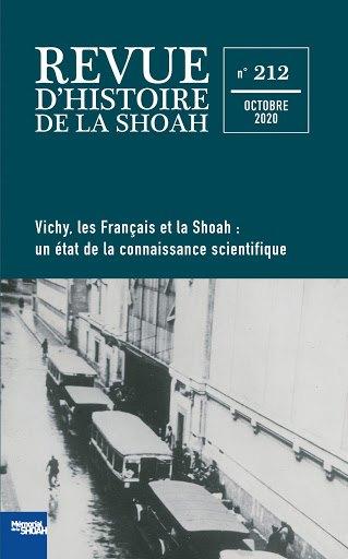 Vichy, les français et la Shoah vus par l'historiographie depuis 1945