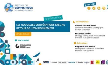 Les nouvelles coopérations face au retour de l'environnement