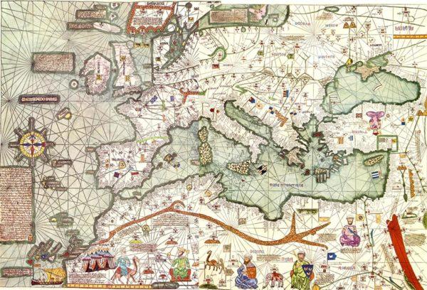 géographie nouveaux champs Atlas catalan