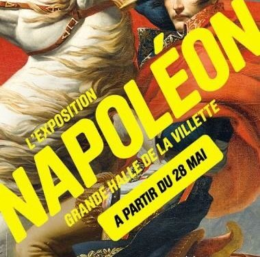 L'exposition Napoléon à la Grande Halle de la Villette