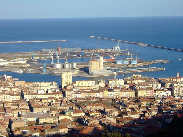 Le port de Sète et son histoire