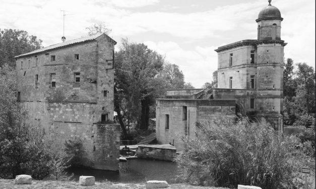 Le moulin Cordier à Béziers
