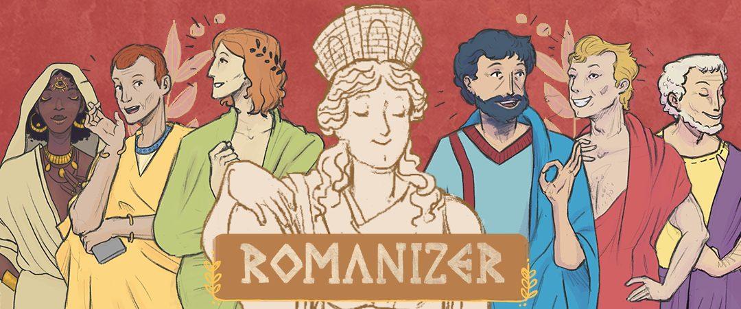 Romanizer : un jeu vidéo éducatif historique gratuit