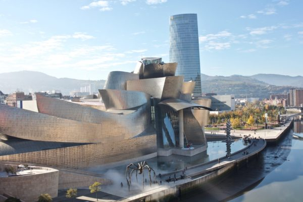 Architecture contemporaine Bilbao