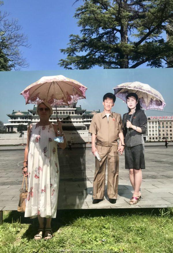 Corée du Nord Portraits