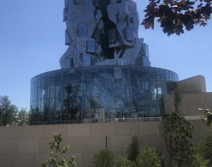Arles – La tour Luma, nouvelle bataille d'Hernani pour l'architecture contemporaine ?