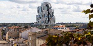 Arles tour Luma architecture contemporaine