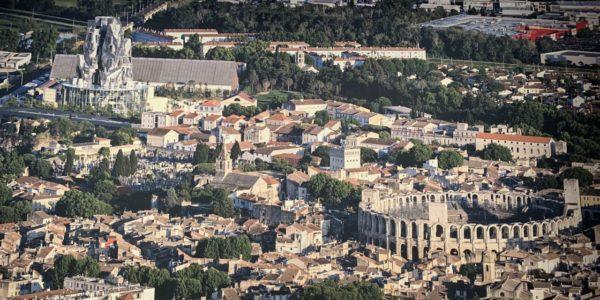 Arles Tour Luma Architecture