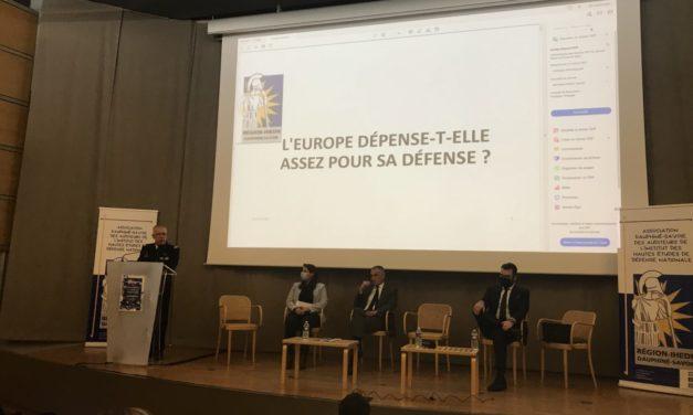 «L'Europe dépense-t-elle assez pour sa défense ?»