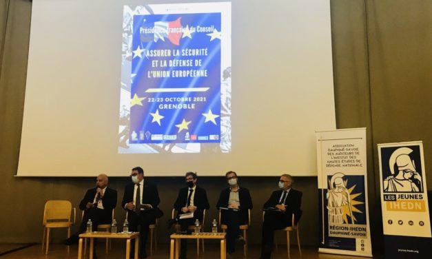 «L'Europe de la sécurité est-elle une réalité ?»