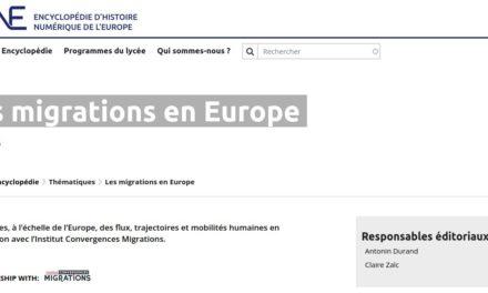 Encyclopédie d'histoire numérique de l'Europe