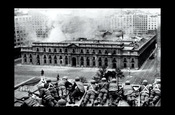 Chili septembre 73: un stade et un coup d'état | Les Clionautes
