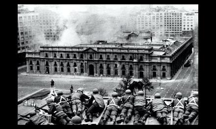 Chili septembre 73: un stade et un coup d'état