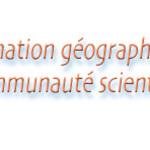 Portail de l'information géographique au service de la communauté scientifique