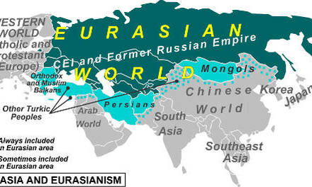 Conférence 1 : «Quels horizons pour l'Eurasie ?»