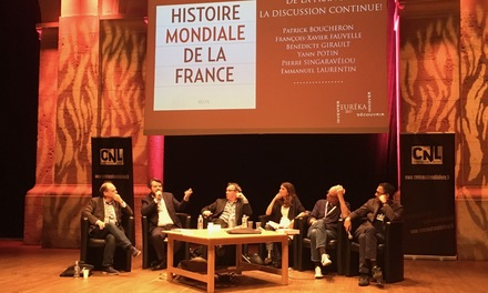 Histoire mondiale de la France : la discussion continue
