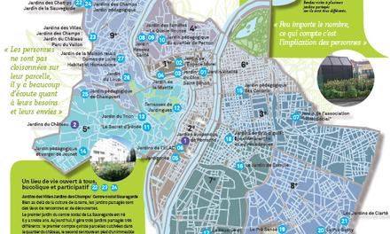 La nature en ville: un enjeu géopolitique