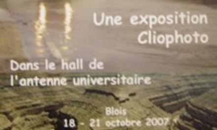 L'exposition Clio-Photo à Blois 2007