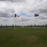 Visite du Mémorial Australien de Villers-Bretonneux (Somme)