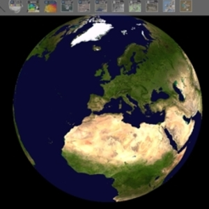 La terre avec NWW